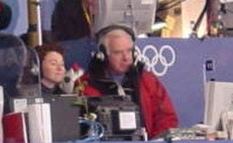 Don Wittman - Wittman broadcasting the 2002 Winter Olympics