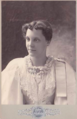 Woman in white by Elmer Chickering of Boston.png