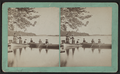 Women boating on lake, Monticello, N.Y, by Milliken.png