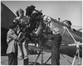 Women working on a plane in the Army Air Corps - NARA - 197164.tif