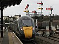 Worcester Shrub Hill - GWR 800010 going to Foregate Street.JPG