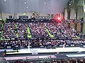 World fencing championship 2010 - Zagunis-Khomrova - semi-final - sabre - 2.jpg