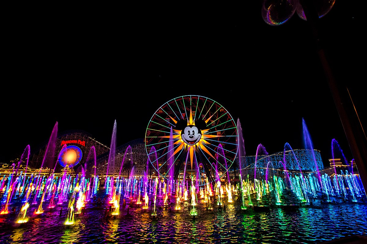 World Of Color Wikipedia