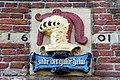 Woudrichem - Hoogstraat 4 In de vergulden helm - gevelsteen.jpg