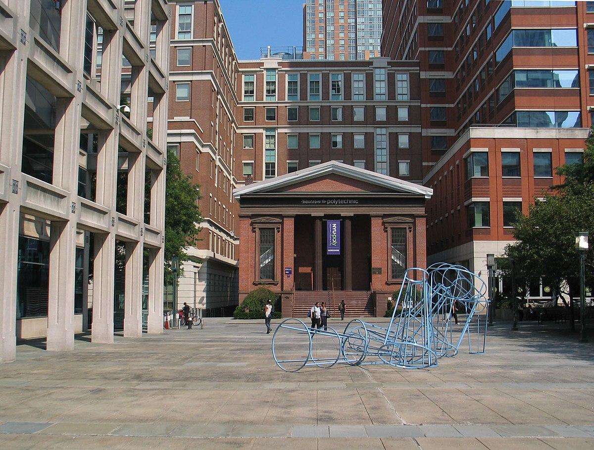 纽约大学坦登工程学院 - 维基百科,自由的百科全书