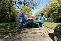 Wuppertal - Porta Westfalica - Fußgängerbrücke Beyenburger Stausee 02 ies.jpg