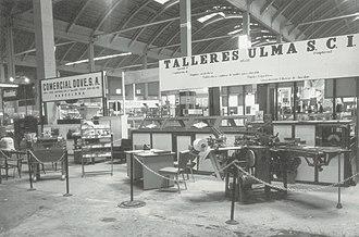 ULMA Group - XXXI International Fair of Barcelona,1963