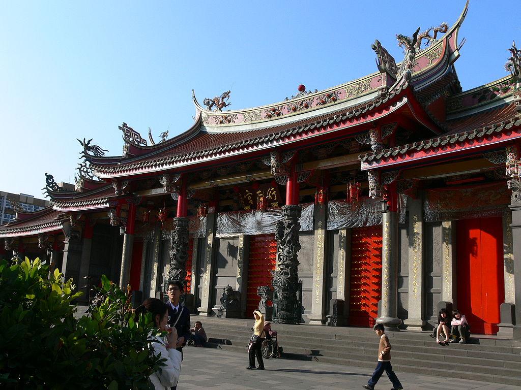 matchmaking temple taipei