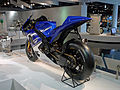 YAMAHA YZR-M1 2010 left-rear Yamaha Communication Plaza.jpg