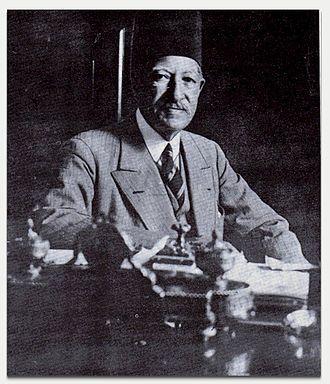 1923–24 Egyptian parliamentary election - Image: Yahya Ibrahim