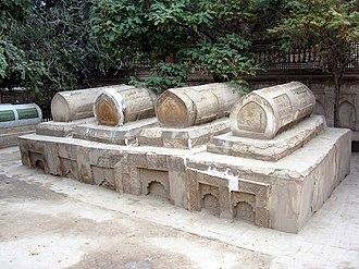 Yarkent Khanate - Image: Yarkand tumbas reyes d 04