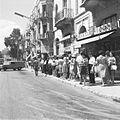Yehuda Aizenshtark. Jaffa Road. 1964.jpg