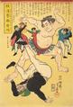 Yokohama-Sumo-Wrestler-Defeating-a-Foreigner-1861-Ipposai-Yoshifuji.png