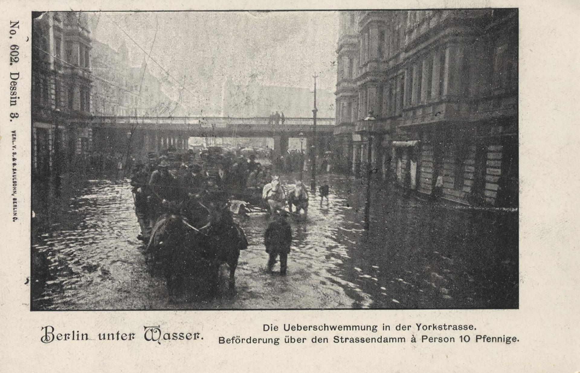 Unwetter Berlin