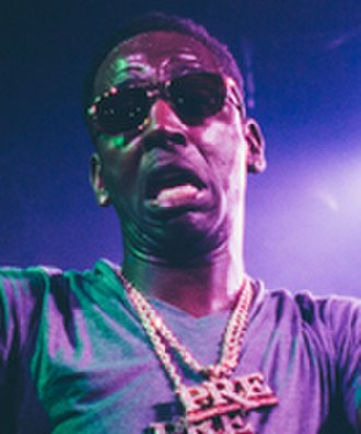 Young Dolph - Image: Young Dolph (cropped)