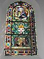 Ypreville-Biville (Seine-Mar.) église d'Ypreville, vitrail 10.jpg
