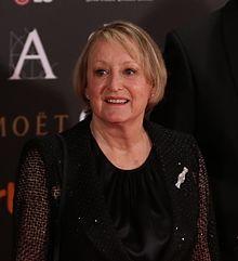 Yvonne Blake en los Premios Goya 2017.jpg