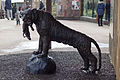 ZSL London - Hari and his Mother sculpture (02).jpg