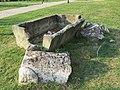 Zemun, sarkofag iz Rimskog perioda 02.jpg