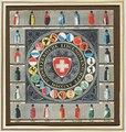 Zentralbibliothek Solothurn - SCHWEIZERISCHE EIDGENOSSENSCHAFT MDCCCXV - aa0710.tif