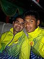 Ziaur Rahman with Mustafizur Rahman.JPG