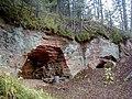 Ziedleju klintis 2004-10-23.jpg