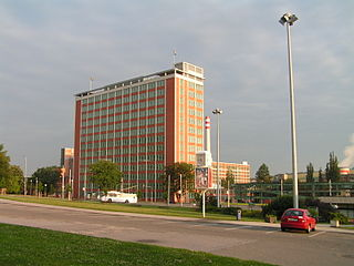 Baťas Skyscraper