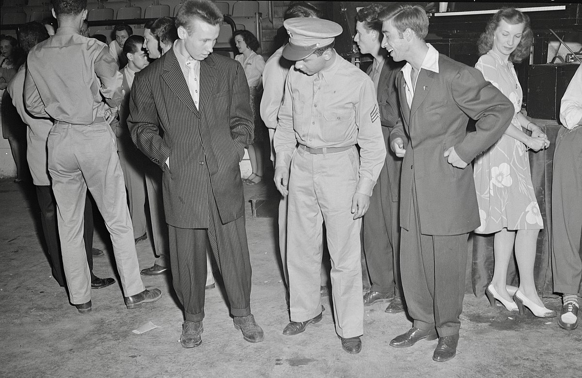 Zoot Suit Riots , Wikipedia
