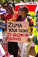 Zuma Your Silence Is Killing Our Brothers (8036278395).jpg