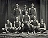 """""""Basketball Team"""" from Trinity ivy yearbook 1911 (page 146 crop).jpg"""