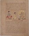 """Throne Scene"", Folio from a Majma al-Tavarikh (Compendium of Histories) MET sf57-51-37-2r.jpg"