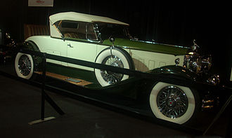 1930 Packard Deluxe Eight roadster '30 Packard Deluxe Eight Roadster (MIAS '10).jpg