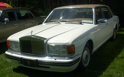 1996 Rolls-Royce Silver Dawn (North America)