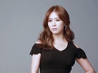 Ock Joo-hyun - Image: (씬플TV) 씬플레이빌 6월호 COVER STORY '마타하리'옥주현 (2)