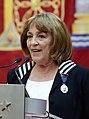 (Carmen Maura) Entrega de la Medalla internacional de las Artes de la Comunidad de Madrid a Carmen Maura (33552184358) (cropped).jpg