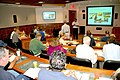(Hurricane Katrina) Baton Rouge, LA, October 31, 2005 - FEMA representative Larry Sommers instructs various agencies at a housing assessment training session given in Baton Rouge. R - DPLA - 7e207ed331e5e30ba8817f3f1e701532.jpg