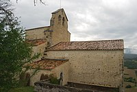 Église Montclar profil.jpg