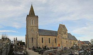 Église Notre-Dame de Quinéville