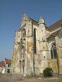 Église Saint-Pierre-et-Saint-Paul de Baron extérieur 2.JPG