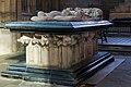 Église prieurale de Souvigny-Tombeau de Charles Ier, duc de Bourbon et d'Agnès de Bourgogne-20151026.jpg