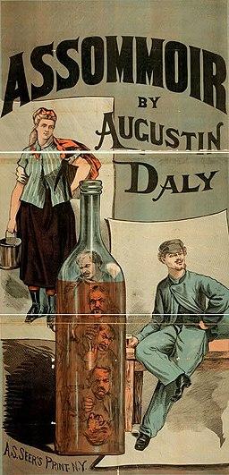 Émile Zola's L'Assomoir by Augustin Daly