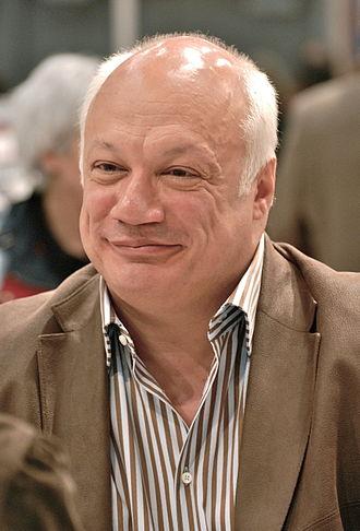 Éric-Emmanuel Schmitt - Image: Éric Emmanuel Schmitt 2011 04 13