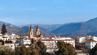 Órgiva,  Андалусия, Испания