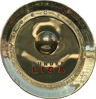 2011–12 Austrian Football Championship - Austrian Football Bundesliga champion plate
