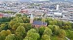 Østre Aker kirke (bilde01) (8. september 2018).jpg