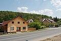Řečkovice - domy na východní straně nejsevernější části Žilkovy ulice.jpg