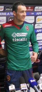Željko Brkić Serbian football player