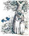 ʿAntarah ibn Shaddād meets ʿAbla.png