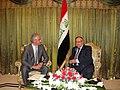 Επίσκεψη ΥΦΥΠΕΞ Σπ. Κουβέλη στη Βαγδάτη (06.06.2011) Deputy FM Kouvelis visit to Baghdad (6 June 2011) (5808302580).jpg