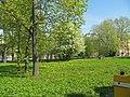 Александра Матросова 5. Литовский сад1.JPG